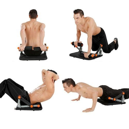 Alfawise WTV6130 Ab Fitness Machine Abdominal Exercise