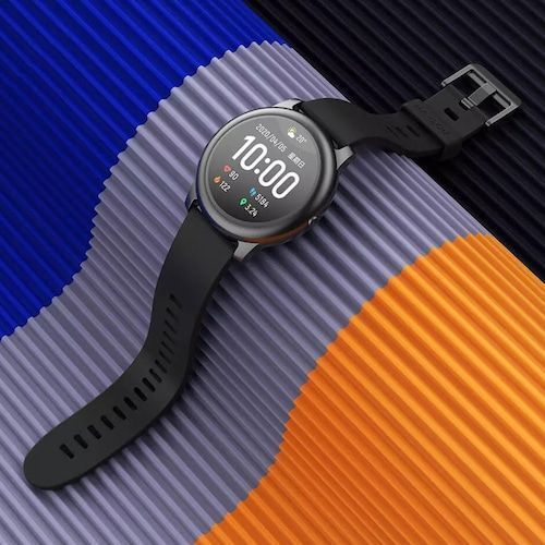 Haylou Solar Smart Watch 12 Sports Modes Global Version from Xiaomi youpin
