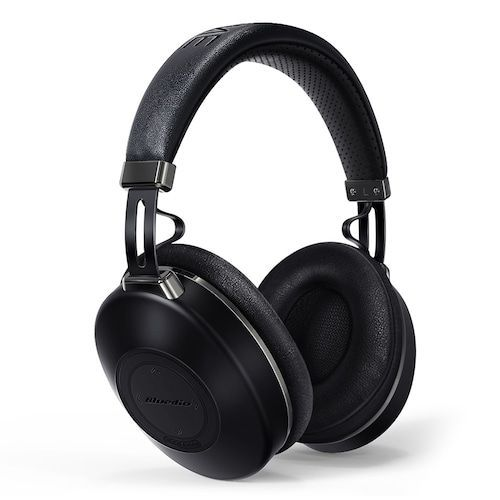Bluedio H2 Bluetooth 5.0 Headphone ANC Wireless Headset HI-FI Sound Step  Counting SD Card Slot Cloud Function APP Support