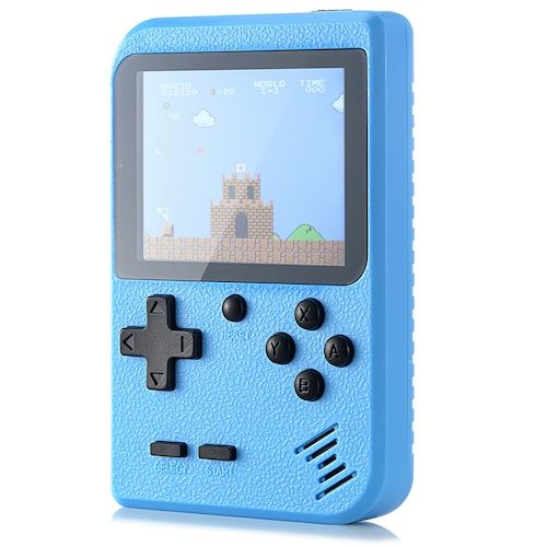 777-in-1 3.0 inch TFT Display 2 Player Matte Handheld Game Console Basic  Version