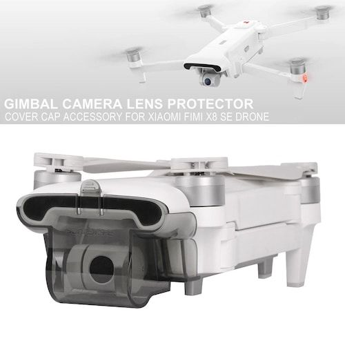 Gimbal Camera Lens Protector Cover Cap Accessory For Xiaomi FIMI X8 SE  Drone Toys for Children Fun