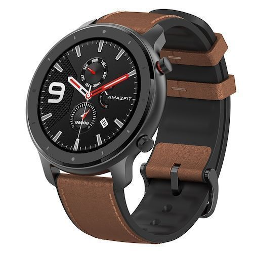 AMAZFIT GTR 47mm Smart Watch 24 Days Battery Life 5ATM Waterproof Global  Version