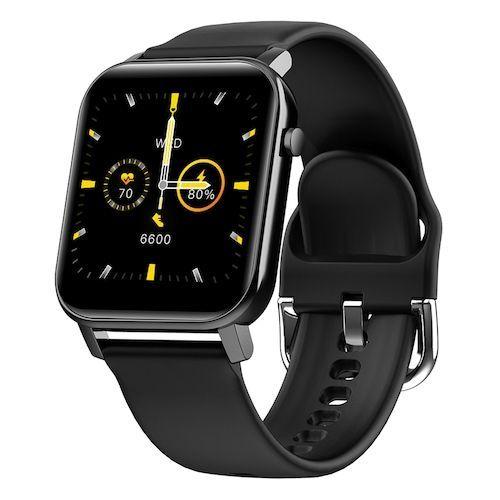 Kospet GTO Smart Watch IML Metal Case 24h Heart Rate Monitor Weather  Forecast IP68 Waterproof Smartwatch