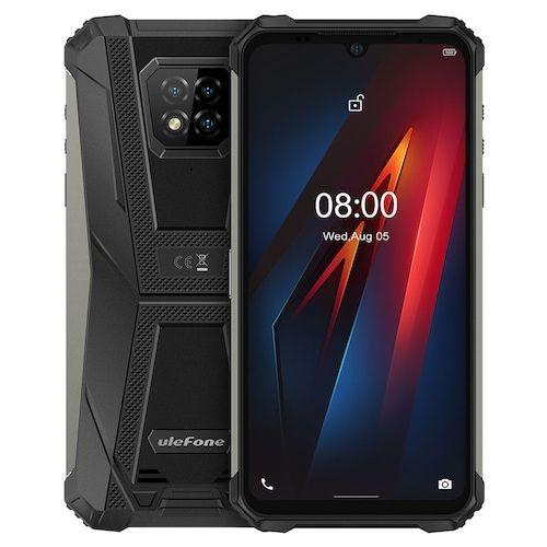 Ulefone Armor 8 Rugged 4G 6.1 inch Smartphone Global Version - Black EU Version