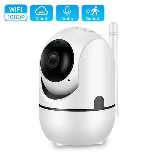 Cloud 1080P PTZ IP Camera Auto Tracking 2MP Home Security CCTV Camera  Network WiFi IP Camera Wireless Webcam YCC365 Baby Monitor