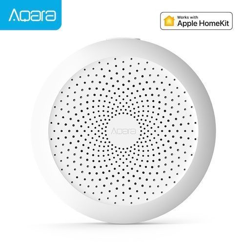 Aqara Hub Gateway with RGB LED Night Light Smart Work with For Apple  Homekit and Aqara Smart App