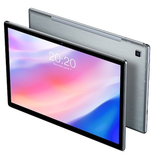 TECLAST P20HD 10.1-inch 4G Tablet Android 10.0 SC9863A Call Eight-core 1.6GHz 4GB RAM 64GB Bluetooth 5.0 EU - Black