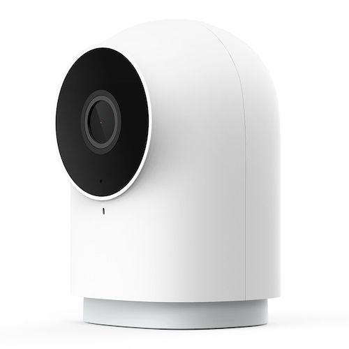 Aqara G2H Smart Camera 1080P Gateway Edition Zigbee Linkage Smart Devices IP Wifi Wireless Cloud Home Security with Apple Homekit - White