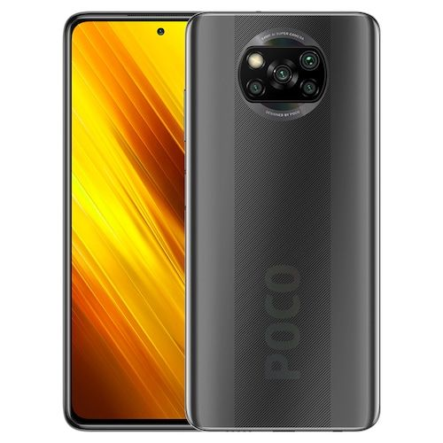 Xiaomi POCO X3 4G Smartphone 6.67 inch Snapdragon 732G Octa-core CPU 64MP + 13MP + 2MP + 2MP 5160mAh Battery Capacity Support NFC EU Plug - Gray 6+128GB  Get EXTRA PayPal Discount: $5 OFF $80.LIMIT TO FIRST 1500 Orders Daily