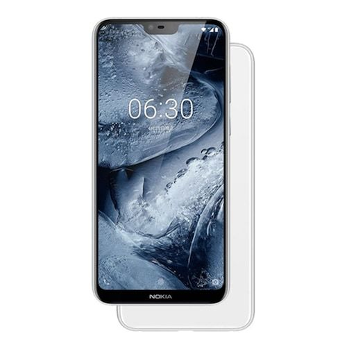 Nokia 6.1 Plus Original Nokia X6 Octa-core 5.8 Inches 4GB RAM 64GB ROM LTE 16MP 2160P Fingerprint Smartphone Unlocked Cellphone - White Dual SIM Standard  Get EXTRA PayPal Discount: $5 OFF $80.LIMIT TO FIRST 1500 Orders Daily