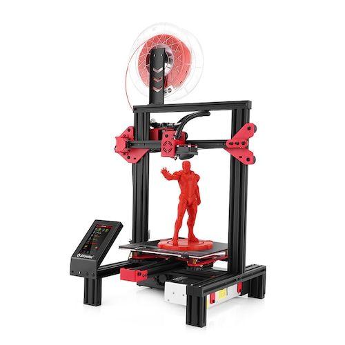 Alfawise U30 Pro 4.3 inch Touch Screen High Precision DIY Desktop FDM 3D  Printer