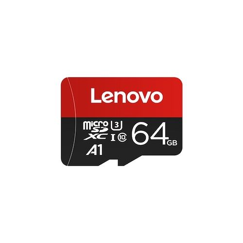 Lenovo 64g Memory Card Class10 High Speed Micro SD Card 64g Mobile Phone  TF Memory 32g New Performance Monitoring High Speed Mobile Memory Card