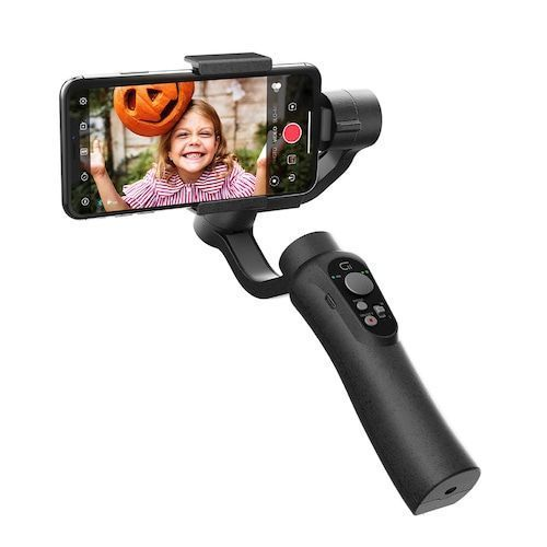 Cinepeer C11 3-axis Smartphone Gimbal Handheld Stabilizer Dolly Zoom  Panorama Powered by ZHIYUN