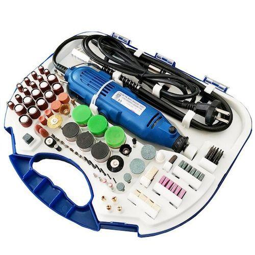 Gocomma 211 Engraver DIY Jade Engraving Machine Mini Electric Grinder Set