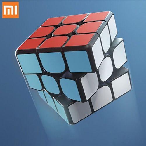 Original XIAOMI Original Bluetooth Magic Cube Smart Gateway Linkage 3x3x3  Square Magnetic Cube Science Education Toy Gift