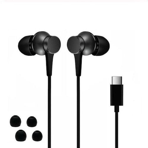 Xiaomi Mi Piston 3 Type C Earphone USB-C in Ear Earbuds for Mi 9 Pro 5G 8  SE Lite 6 6X A2 5 5S Plus 4S MIX 2s 3 MAX 2 3 Note 2 3
