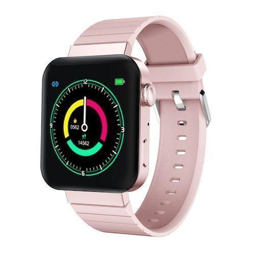 Gocomma Mi5 Smart Watch Bluetooth Call Waterproof Heart Rate Sleep  Information Reminder Exercise Step Smartwatch