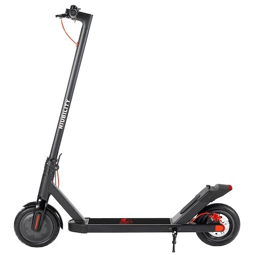 NIUBILITY N1 Electric Scooter 7.8Ah Battery 25Km Mileage Range 8.5 inch  Wheel One Day Shipping UPS Fast 3-5 Day Delivery