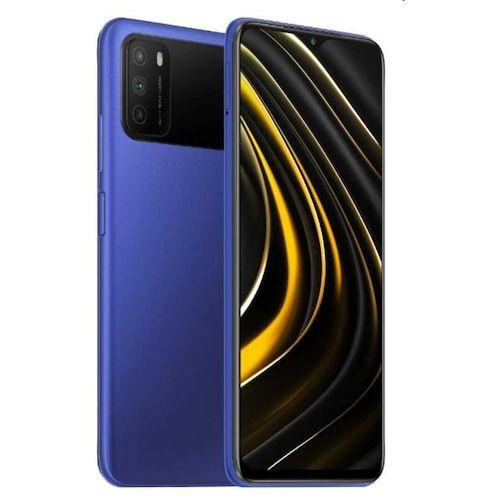 Xiaomi Poco M3 Smartphone 48MP AI triple camera 6000mAh 18W fast charge  6.53 inch FHD Dot Drop display 11nm energy-efficient processor