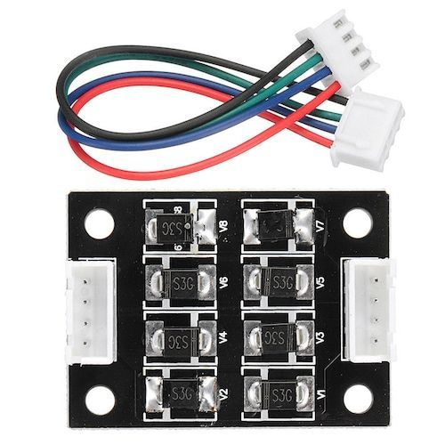 3D Printer Accessory TL-Smoother Addon Module For 3D Printer Stepper Motor