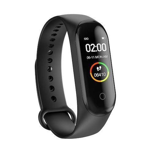 M4 Smart band Fitness Tracker Watch Heart Rate Blood Pressure Smartband  Monitor Health Wristband