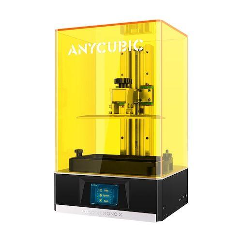 ANYCUBIC Photon Mono X 8.9 4K LCD 3D Printer UV Resin Printers High Speed  3D Printing