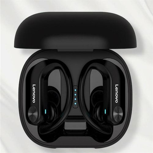 Lenovo LP7 TWS Wireless Bluetooth Earbuds Headphone Hands-Free Dual Stereo  Bass IPX5 Waterproof Sports and Long Standby Earphone