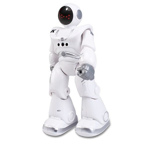 JJRC R18 Children Smart Electric Remote Control Space Robot Touch Gesture Sensing Singing and Dancing Robot Toy