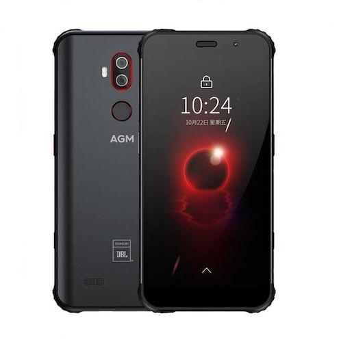 AGM X3 Rugged 4G Smartphone Phone NFC Global Version Snapdragon 845  - Black HK