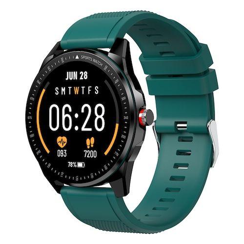 TICWRIS RS Smart Watch 1.3 inch Ultra-thin 9mm 50 Days Standby 31 Sports  Modes IP68 Waterproof Bluetooth 5.0