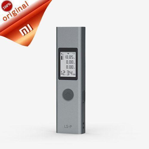 Duka LS-P Laser Range Finder 40m Portable USB Charger High Precision  Measurement Laser Rangefinder