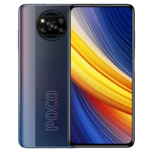 POCO X3 Pro Global Version Snapdragon 860 6.67 inch 120Hz Refresh Rate  48MP Quad Camera 5160mAh Octa Core 4G Smartphone