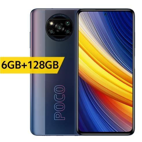 Global Version POCO X3 Pro Smartphone Snapdragon 860 120Hz Dot Display  5160mAh 33W Charge Quad AI Camera