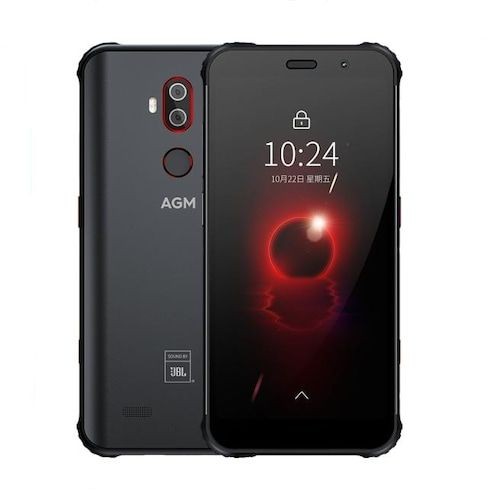 AGM X3 Rugged 4G Smartphone Phone NFC Global Version Snapdragon 845