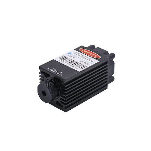 ORTUR LU1 Fixed Focus Laser Module for Laser Master / Laser Master 2 /  Alfawise C40 Engraving Machine