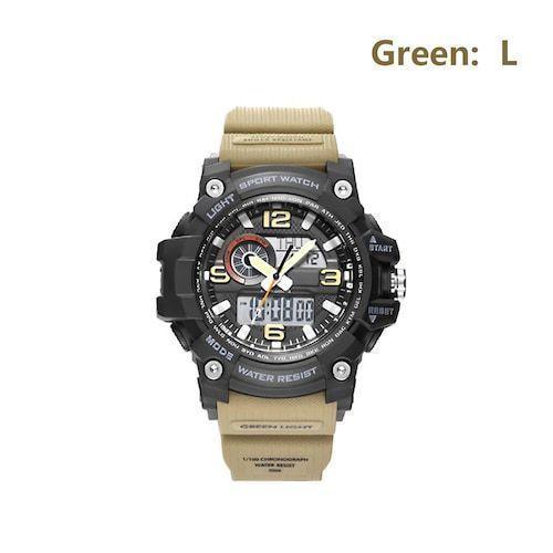 Xiaomi TwentySeventeen Smart Watch Men Electronic Watch Clock Calendar  Countdown 50M Waterproof Outdoor Sport Digital Watch