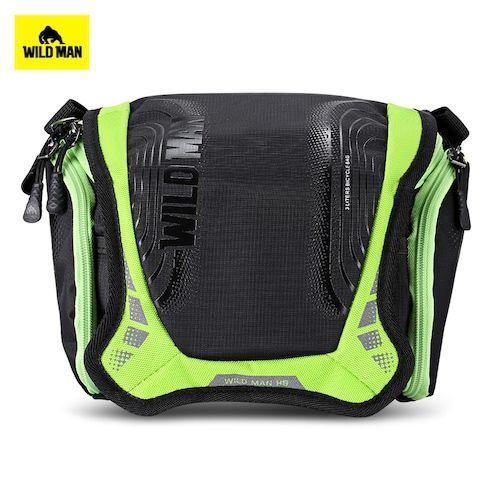 WILD MAN H8 Bicycle Handlebar Bag SLR Camera Package