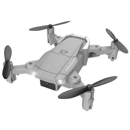 DH7 HD Aerial Photography Fixed Height Mini Dual Camera Dual Switch Remote  Control Folding Quadcopter RC Drone Toy