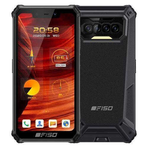 F150 B2021 IP68/69K SmartPhone 6GB+64GB 8000mAh Octa Core Mobile Phone NFC  5.86 inch display HD+ MediaTek Helio G25 13MP Camera Phone