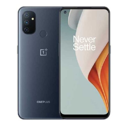OnePlus Nord N100 Global Version Smartphone Snapdragon 460 90Hz 6.52inches  Screen 13MP Triple 5000mAh Mobile Phone