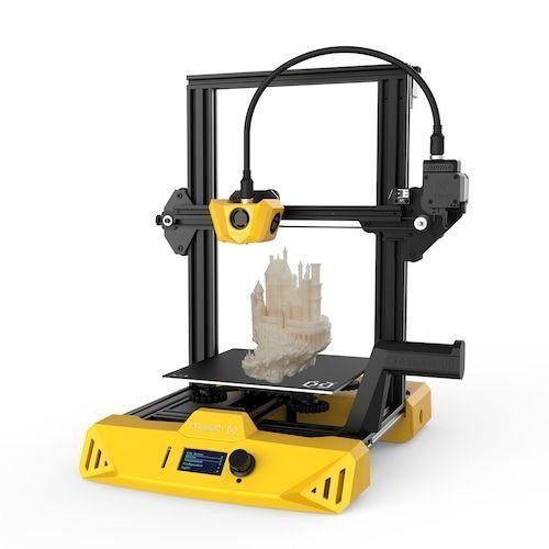 Artillery 3d Printer Hornet Exclusive Ultra-Quiet Stepper Driver Printing  Yellow & Black Color Filament Sensor Print size