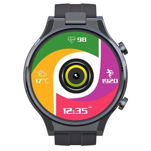 KOSPET PRIME 2 4G Smart Watch Men 4GB 64GB 13MP Camera 1600mAh Android 10  Watch Phone WIFI GPS