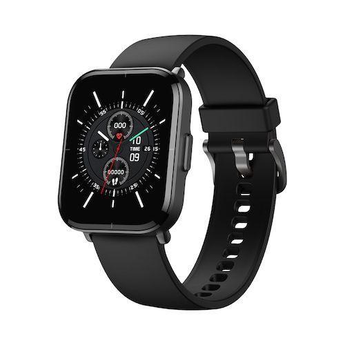 2021 New Mibro Color Smartwatch 5ATM Waterproof Blood Oxygen Monitor  270mAh Battery Smart Watch for Women Men IOS
