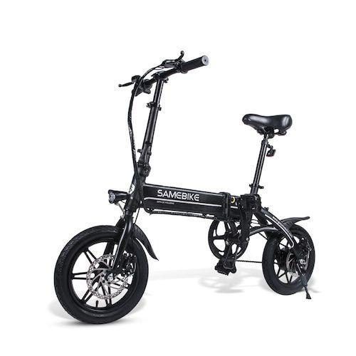 Samebike YINYU14 Smart Folding Bicycle Moped Electric Bike E-bike US plug