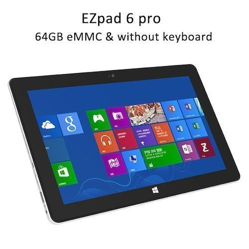 Jumper EZpad 6 6s Pro 2 in 1 Tablet 11.6 inch 1080P IPS Display Tablet PC  Apollo Lake E3950 6GB 64GB 128GB Windows 10 Tablets