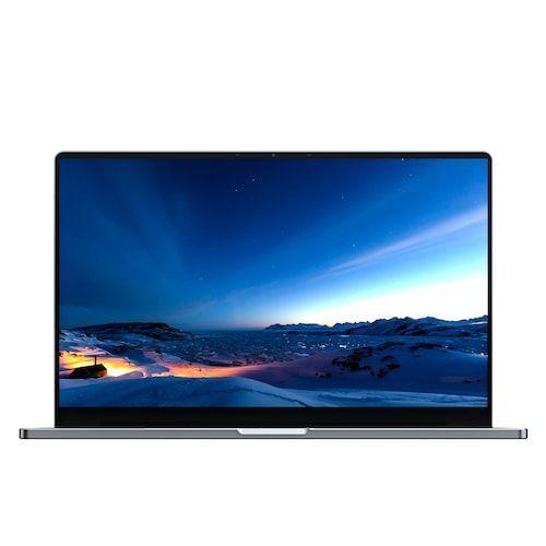 KUU Laitnin G3 AMD Ryzen 5 4600H Processor 15.6-inch 1920x1080 FHD IPS  Screen All Metal Shell Office Notebook 8GB RAM 512GB SSD Windows 10