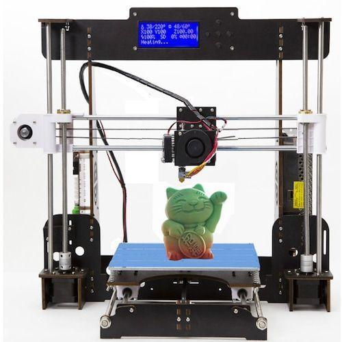 Cheap 3D Printer 2020 A8 Upgradest New Mainboard Reprap Prusa I3 DIY  Impressora 3d