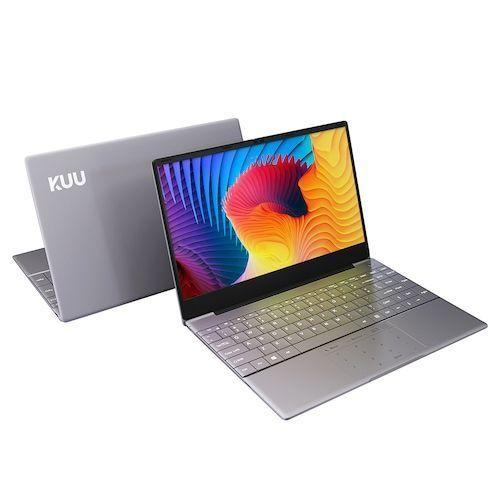 KUU K2S Intel Celeron J4115 Processor 14.1-inch IPS Screen All Metal Shell Office Notebook 8GB RAM Windows 10 128GB/256GB/512GB SSD - 256GB Germany