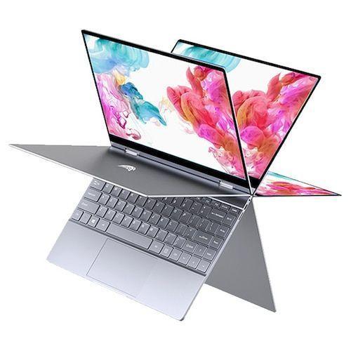 BMAX Y13 Laptop 13.3 inch Notebook Windows 10 Pro 8GB LPDDR4 256GB SSD  Intel N4120 Touch Screen Laptops