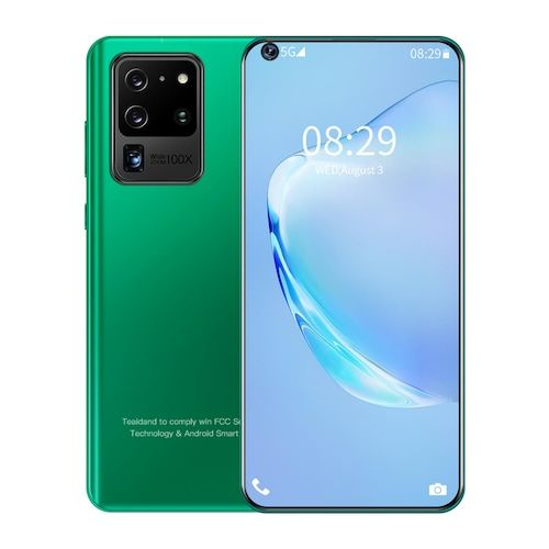 2021 7.2 Inch 4G 5G Ultra Mobile Phones Galay S30 Pro 5000mAh Android 10.0  12GB 512GB Dual SIM Touch Screen Featured Smart Phone
